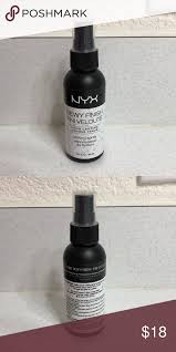 nyx dewy finish setting spray brand new nyx dewy finish setting spray brand new nyx makeup
