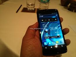 Lava Xolo X1000 Hands On and Photo ...