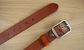 ike original men s leather belts first layer cow leather square belt buckle fashion leather belts 3 7