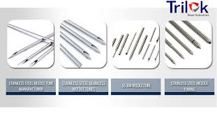 Stainless Steel Needle Tube Ss Needle Tubing 304 Stainless