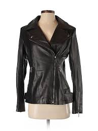 Ivanka Trump Plus Size Chart Check It Out Ivanka Trump Leather Jacket For 58 99 On Thredup