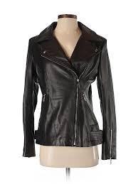 Ivanka Trump Leather Jacket
