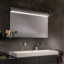 mirror lighting uk. geberit icon mirror with overhead lighting uk