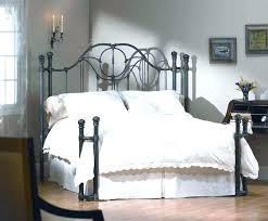 scroll headboard full iron bed bed frames wrought iron queen headboard with bedroom images brass headboards