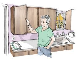A Fix For Cabinet Veneer Chips Old House Journal Magazine