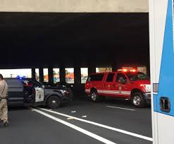 fall from g grove freeway injures man