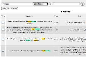 example  slave narratives – wordseer project pagefigure