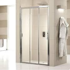 tri sliding shower doors triple panel sliding shower door designs tri fold sliding shower door i9705