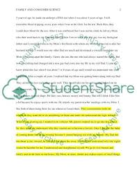 Family Biography Essay Example Topics And Well Written