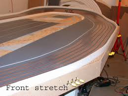 routed ho scale tracks message board page slot car i might finally be racing slot cars on my own track while watching the daytona 500