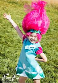 i love this princess poppy costume diy perfect for and an easy beginner friendly