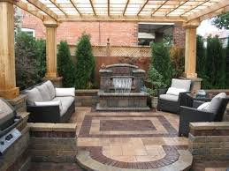 Home Accecories:Designs For Backyard Patios Backyard Patio Design Ideas  Remodels In Houzz Backyard Patio