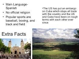 Cuba powerpoint