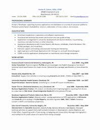 Sql Server Resume Example Best of Accountant Resume Summary Lovely 24 Inspirational Accountant Resume