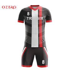 top <b>thai quality custom</b> home away soccer jerseys football shirt ...