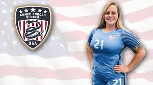 Currently over 10,000 on display for your viewing pleasure Krieger 15 Representing Team Usa On U S Armed Forces Soccer Team Mansfield University Athletics