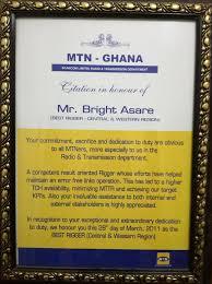Ernest B Asante Ghana Professional Profile Linkedin