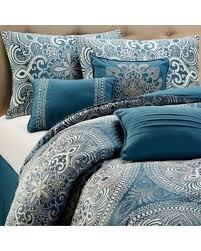 teal queen comforter. Vcny Imperial 7-Piece Queen Comforter Set In Teal Z