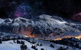 winter mountains wallpaper hd. Fine Wallpaper Beautiful Night HD Wallpaper  Wallpapers Available In Different  Resolution And Sizes For Our Computer Desktop Backgrounds Laptop U0026 Mobile Phones Intended Winter Mountains Hd A