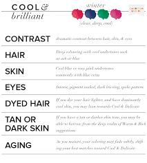 Best & Worst <b>Colors</b> for <b>Winter</b>, Seasonal <b>Color</b> Analysis
