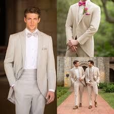 Groom Light Grey Suit Custom Made Suits Light Grey Groom Tuxedos Shadibox