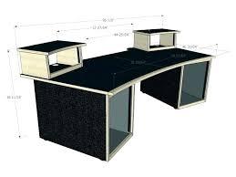 recording studio desk recording studio table home studio desk plans home studio desk plans recording