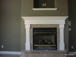 tips in building the diy fireplace mantel white fireplace mantel