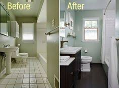 Small Picture Before and After 31 Amazing Bathroom Makeovers Bathroom