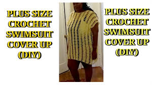 Crochet Swimsuit Cover Up Pattern Magnificent Ideas
