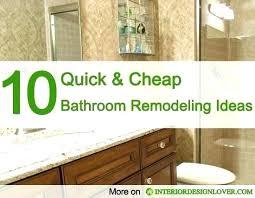 Affordable Bathroom Remodeling Best Inspiration Design