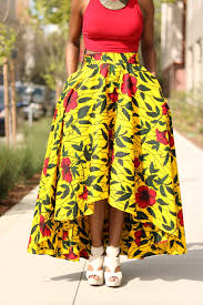 High Low Skirt Pattern Interesting DIY High Low Maxi Circle Skirt Tutorial Montoya Mayo