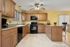 yellow kitchen color ideas. Kitchen Color Ideas Cabinets Yellow Walls With Light