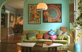 beautiful bohemian living room decor ideas