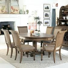 grand dining room chairs drew grand isle 7 piece round dining room set in amber grande grand dining