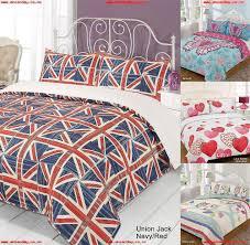 kids childrens quilt duvet cover with pillow case bedding set single double size lsfhgkkn