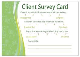 Survey Cards Templates Client Survey Postcard Design Template Mpc 1038
