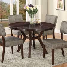 Acme Drake Dining Table Espresso Walmartcom