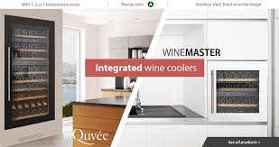 Integrated Wine Cabinet Wine Coolers From Winestoragecompanycouk