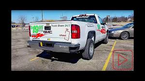 U-Haul Pickup Truck - 2018 GMC Sierra - YouTube