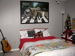 Beatles Bedroom Ideas