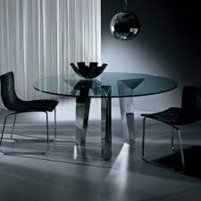 mesh steel gl dining table
