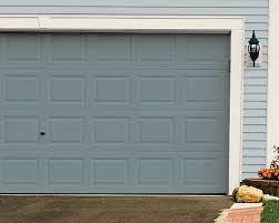 paint garage doorHow To Paint A Garage Door