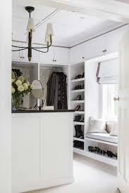 luxury closet room ideas features closet built in window seat with shoe shelf by coco republic closet qapix com