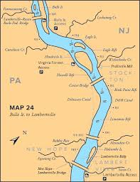 Upper Chesapeake Bay Chart Upper Delaware River Depth Charts Best Picture Of Chart