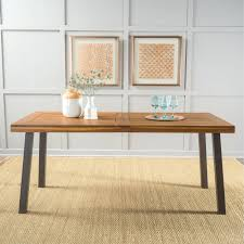 Contemporary Dining Table Nice Ideas Simple Decor