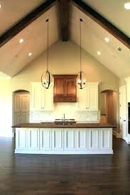 vaulted ceiling kitchen lighting. Cathedral Ceiling Lights Ideas Lighting For Ceilings Best Vaulted On . Kitchen G