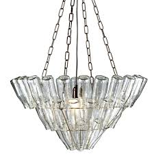 milk bottle chandelier