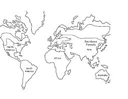 North America Map Coloring Page Caionascimento Me