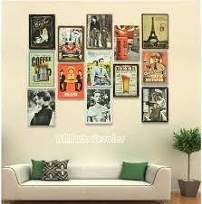 crafty ideas retro wall art uk canvas decor australia stickers nz