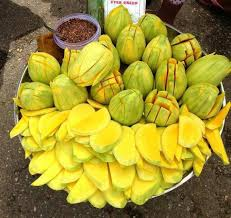 Green Mangoes and Shrimp Paste (The mouth-watering food tandem) – The  Virtual Assistant's Collections